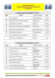 Finale Schulstaffel 16 x 50 m - Home | berlin-sport.de