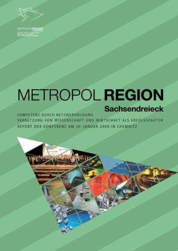 Integrales Bildungskonzept - Metropolregion Mitteldeutschland