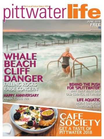 Pittwater Life June 2018 Issue