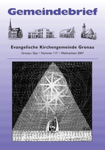 ADLER- APOTHEKE GRONAU Leben zu Hause - Evangelische ...