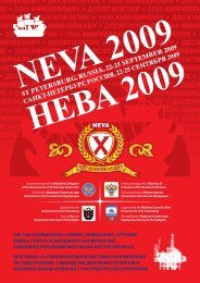 NEVA 2009 Exhibition Catalogue - Transtec Neva
