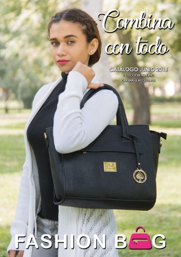 Fashion Bag - Junio 18