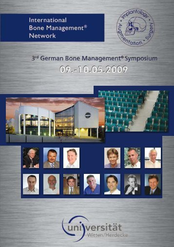2009 Symposium - International Bone Management® Symposia