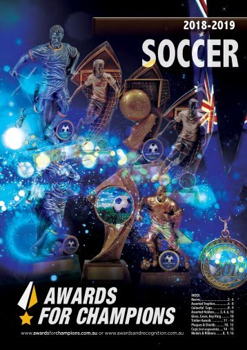 A&R Soccer 2018