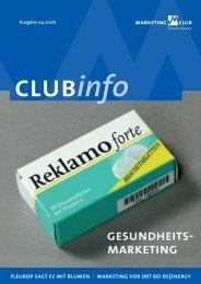 gesundheits- marketing - Marketing-Club Braunschweig