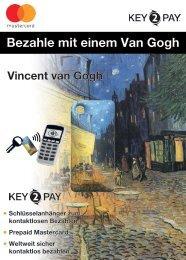 Key2Pay Van Gogh Sales Folder - Presse Info