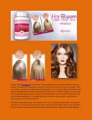 Hair Bloom - Review