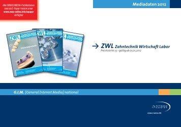 ZWL ZWL - Oemus Media AG