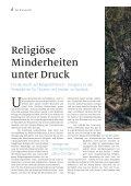 Religiöse Minderheiten unter Druck | Fraktion direkt,  Juni 2018 - Page 6