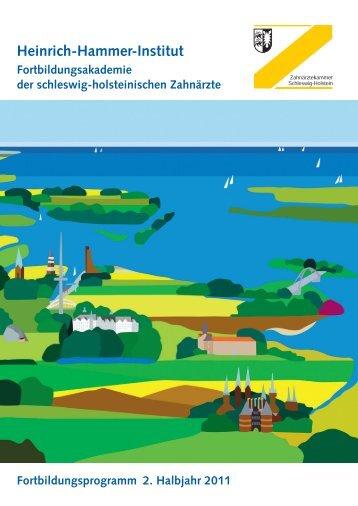 Heinrich-Hammer-Institut - Zahnärztekammer Schleswig-Holstein