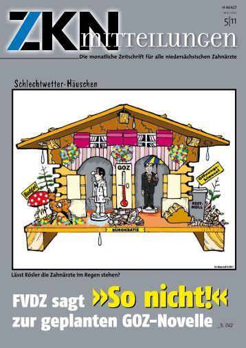 59. Winterfortbildungskongress - Zahnärztekammer Niedersachsen