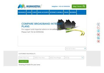 satellite internet in pakistan