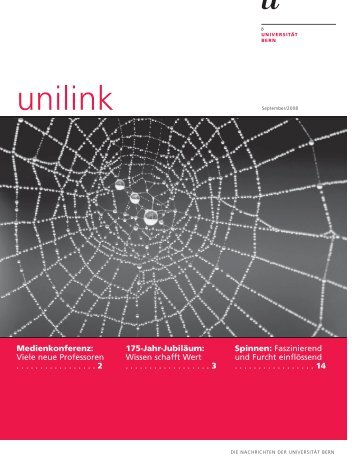 unilink September herunterladen (pdf, 1MB) - Abteilung ...
