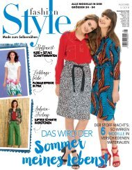 Fashion Style Nr. 5/2018 - Blick ins Heft