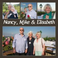 Nancy, Mike & Elisabeth 2018
