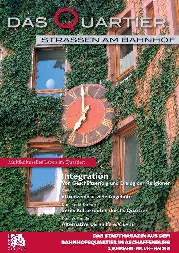 Integration - Sozialen Stadt Aschaffenburg