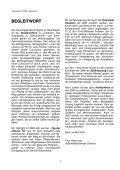 Jahresbericht 2003 - zahnmedizinische kliniken zmk bern ... - Seite 3