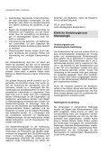Jahresbericht 2003 - zahnmedizinische kliniken zmk bern ... - Seite 6