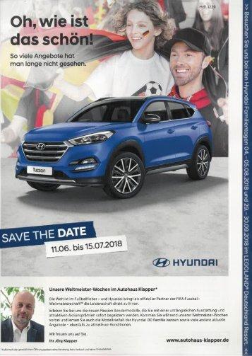 Hyundai Autohaus Klapper