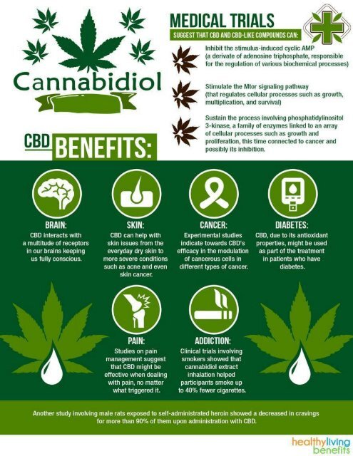 CBD Oil Benefits For Skin - Awakened ...