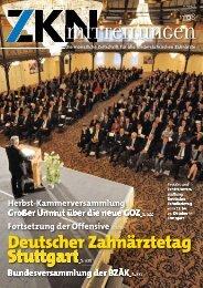 O b - Zahnärztekammer Niedersachsen
