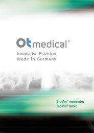 biovin® membrane - ot-medical.de