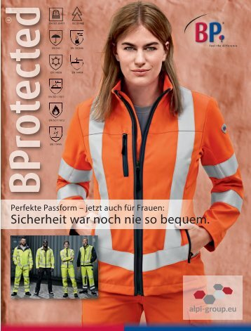 BProtected Alpi Group