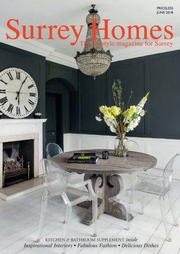 Surrey Homes | SH44 | June 2018 | Kitchen & Bathroom supplement inside