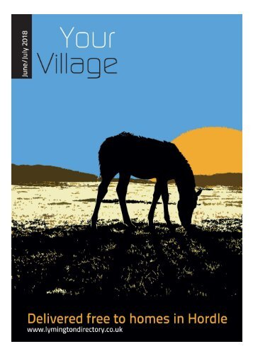 Your Village Hordle June July 2018
