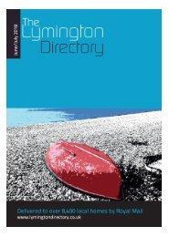 The Lymington Directory June July 2018