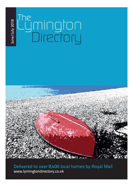 The Lymington Directory June July 2018