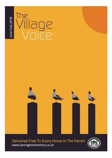 The Village Voice June July 2018