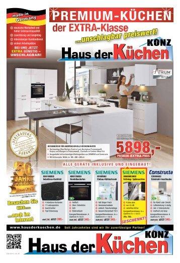 Haus der Küchen - KW 22  2018