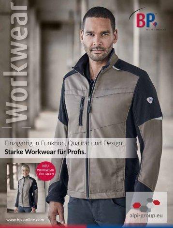 BP_Workwear Alpi Group