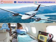 Promising Medical Service by Panchmukhi Air Ambulance Service in Patna