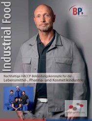 BP Industrial Food Katalog 2018 Alpi Group