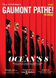 Gaumont Pathé! Le mag - Juin 2018