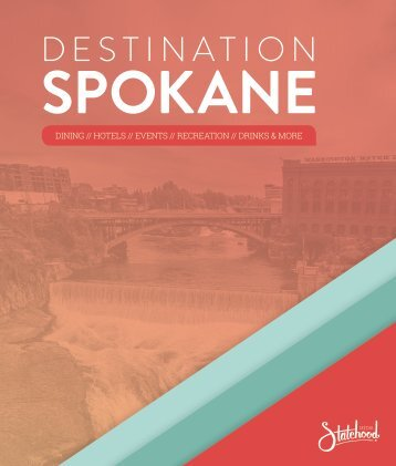 Spokane Special Insert  June | July 2018