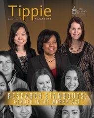 Tippie Magazine, Summer 2018 - Tippie College of Business
