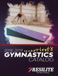 2018-2019 Gymnastics Catalog