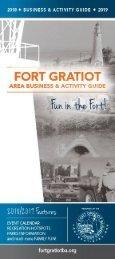 Fort Gratiot Business Association 2018-2019 Business & Activity Guide