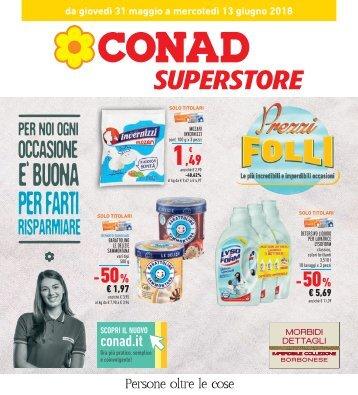 Conad SS Sassari 2018-05-31