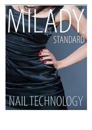 [PDF] Download Milady Standard Nail Technology Mindtap Course List Full ePub