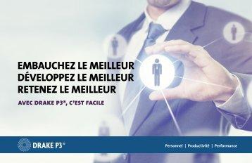 Drake P3 Brochure-FR