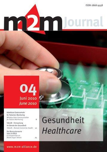 Gesundheit Healthcare - M2M Alliance