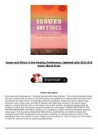 10 free magazines from jaeceon pdf issues and ethics in the helping professions updated with 2014 aca codes book fandeluxe Images