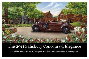 The 2011 Salisbury Concours d'Elegance