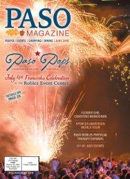 2018 June PASO Magazine