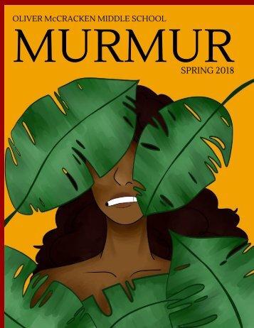 Murmur Spring 2018