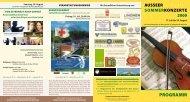 Informationsbüros des Tourismusverbandes - Bad Aussee